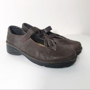 Naot Primrose MaryJane Leather Shoes - Size 39